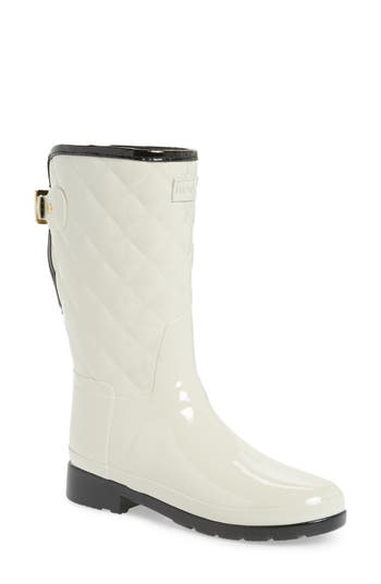 916e1f363f0 Women s Original Refined Quilted Gloss Rain Boots
