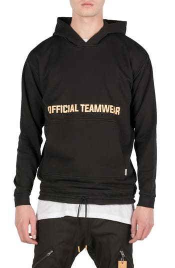 Teamwear Box Hoodie Sweatshirt by Zanerobe