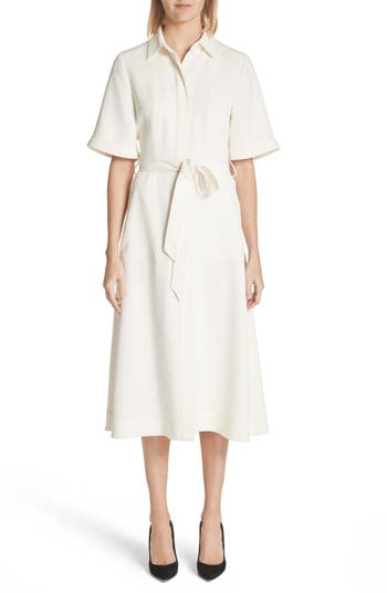 Carmen Belted Shirtdress by Burberry