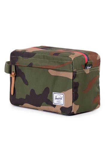 'Chapter' Travel Kit,                             Alternate thumbnail 2, color,                             Woodland Camo