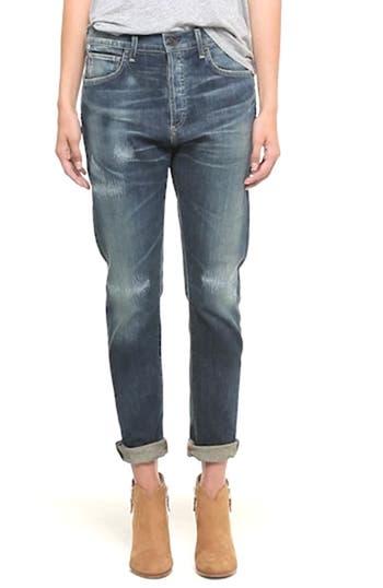 'Corey' Slouchy Slim Jeans, video thumbnail