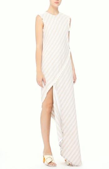 'Cosby' Stripe Sleeveless Dress, video thumbnail