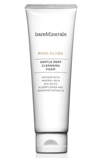 Alternate Image 2  - bareMinerals® Pure Plush Gentle Deep Cleansing Foam