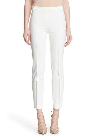 Akris punto 'Franca' Techno Cotton Blend Ankle Pants