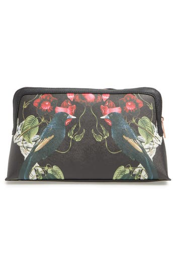 Alternate Image 2  - Ted Baker London 'Elanno Shadows' Cosmetics Bag