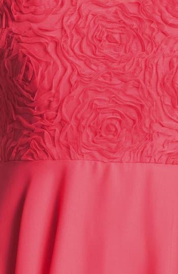 Alternate Image 3  - Isaac Mizrahi New York Soutache Fit & Flare Dress