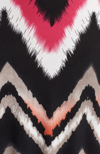Alternate Image 3  - Felicity & Coco 'Jesenia' Print Halter Maxi Dress (Nordstrom Exclusive)