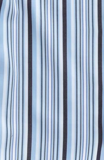 Alternate Image 2  - Thomas Dean Stripe Dress Shirt (Little Boys)