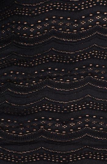 Alternate Image 3  - BCBGMAXAZRIA Lace Body-Con Dress