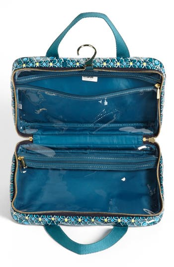 Alternate Image 2  - Tory Burch Hanging Cosmetics Case