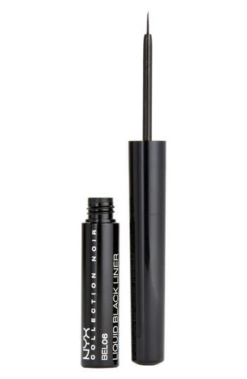 Alternate Image 1 Selected - NYX Liquid Black Eyeliner