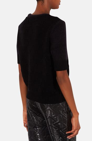 Alternate Image 2  - Topshop 'Carla' Elbow Sleeve Knit Sweater