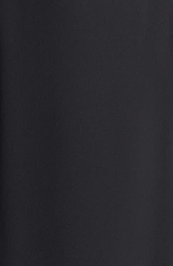 Alternate Image 3  - Halogen® Chest Inset Sleeveless Blouse (Regular & Petite)