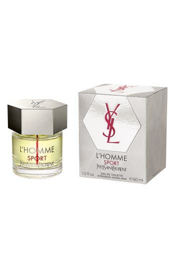 'L'Homme Sport' Eau de Toilette,                             Alternate thumbnail 2, color,