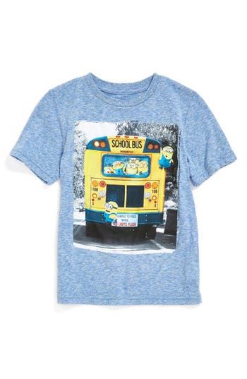 Jem Minion Bus T Shirt Toddler Boys Amp Little Boys