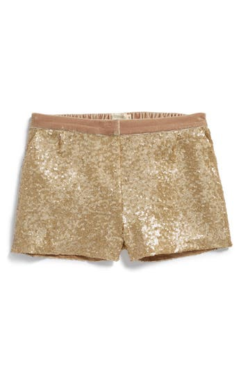 Johnnie b by boden sequin shorts big girls nordstrom for Johnny boden shop