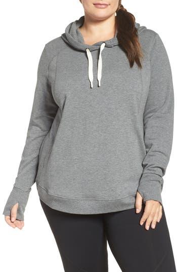 Zella En Route Pullover Hoodie (Plus Size)