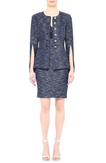 Alisha Sparkle Tweed Jacket, video thumbnail