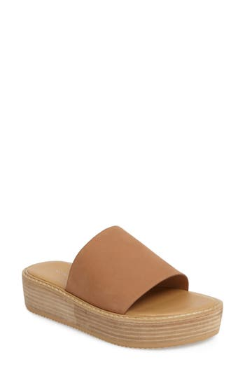 Tony Bianco Elke Platform Slide (Women)