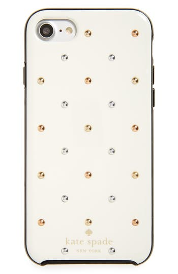 kate spade iphone case kate spade new york larabee dot iphone 7 amp 7 plus 15594