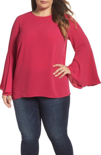 Vince Camuto Bell Sleeve B..