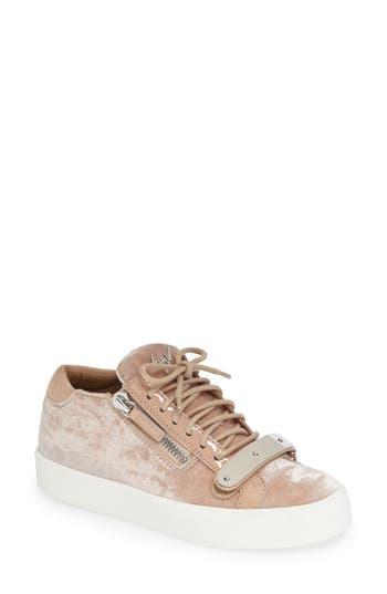 Giuseppe Zanotti Mixed Media Sneaker (Women)