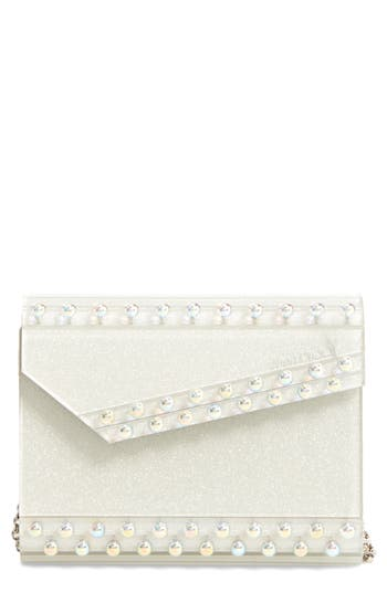 Jimmy Choo Candy Beaded Clutch