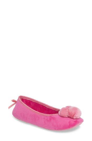 patricia green Plush Pompom Slipper (Women)