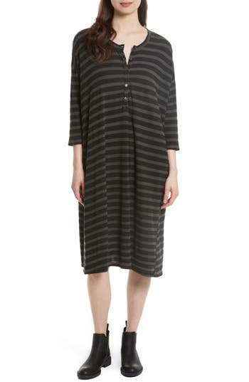 THE GREAT. The Square Henley Dress