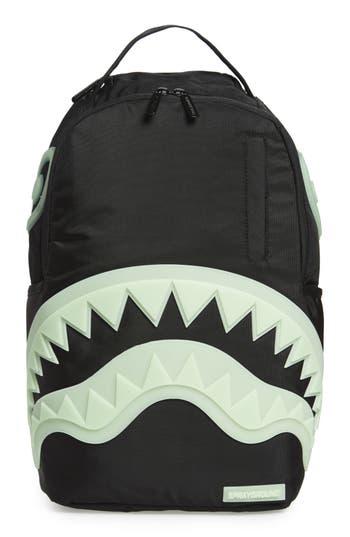 Sprayground Glow In The Dark Shark Backpack Kids Nordstrom