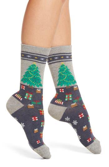 Hot Sox Christmas Tree Non..