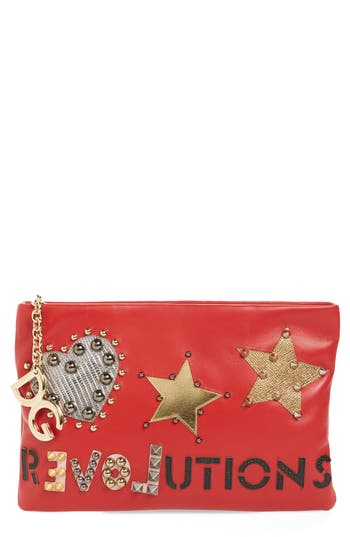 Dolce&Gabbana Medium Cleo Revolution Clutch