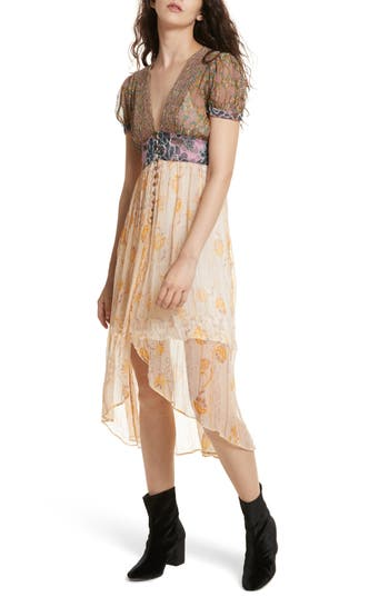 Free People Daisy Fields Maxi ..