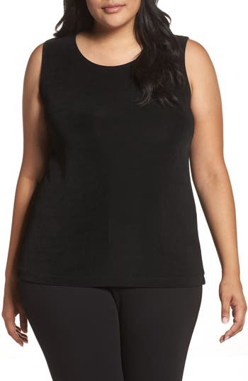 Vikki Vi Tank Top (Plus Size)