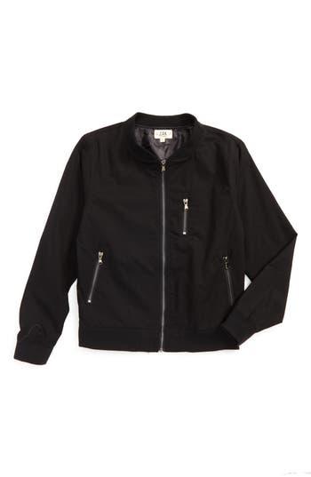 b60c5ae9a9bd z a k brand zip up bomber jacket little boys   big