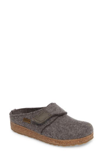 Haflinger Grizzly Journey Clog Slipper (Women)