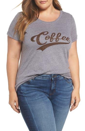 Sub_Urban Riot Coffee Graphic Tee (Plus Size)