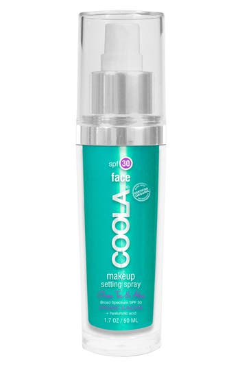 Alternate Image 1 Selected - COOLA® Suncare Classic Face Makeup Setting Spray SPF30