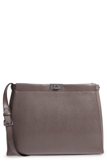 Amaris Laptop Brief Leather Tote by Lodis