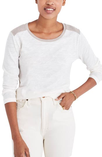 Madewell Whisper Cotton Co..