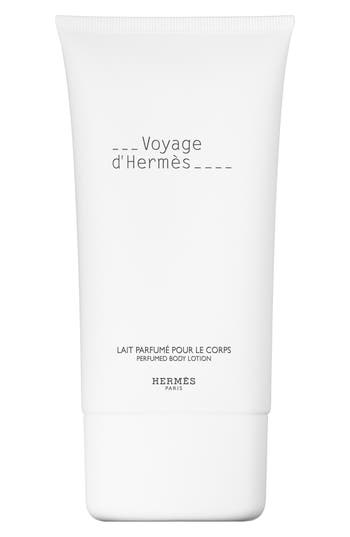 Voyage d'Hermès - Perfumed body lotion,                             Main thumbnail 1, color,                             No Color