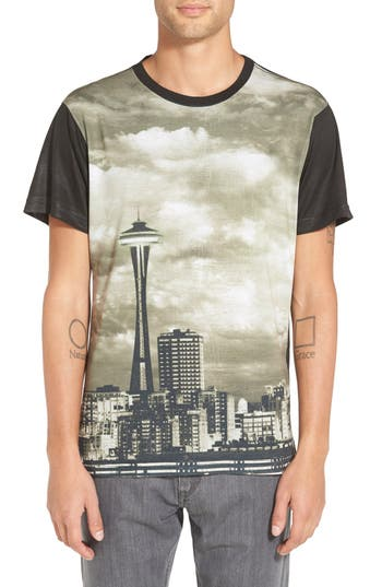 Trustee apparel 39 seattle 39 print t shirt nordstrom for Seattle t shirt printing