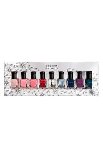 Main Image - Deborah Lippmann 'Dressed to the Nines' Nail Color Collection (Limited Edition) ($108 Value)