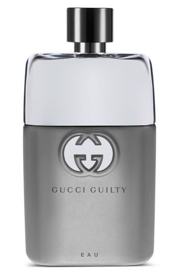 'Guilty Eau Pour Homme' Eau de Toilette,                         Main,                         color, No Color