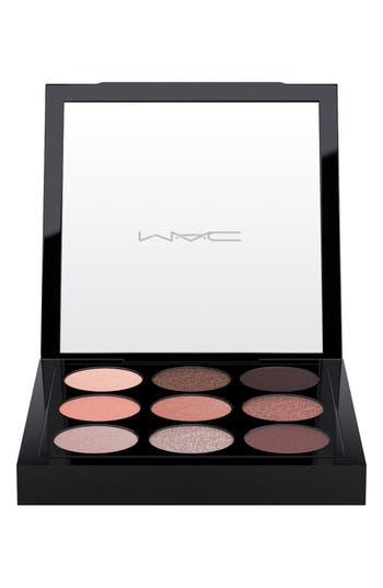 Alternate Image 2  - MAC Dusky Rose Times Nine Eyeshadow Palette ($53 Value)