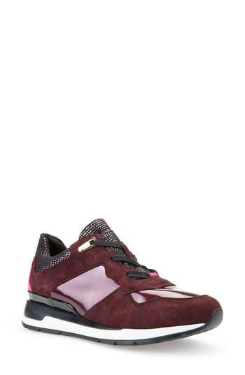 Geox 'Shahira' Sneaker (Women)