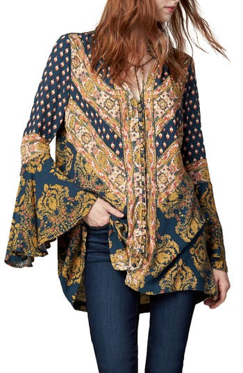 Free People 'Magic Mystery' Tunic Top