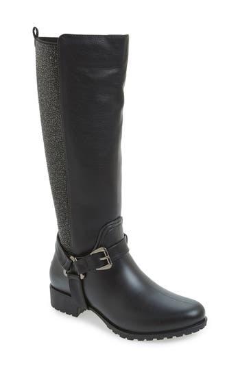 d?v 'Kingston' Water Resistant Sparkle Boot (Women)