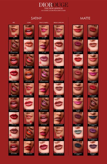 Alternate Image 7  - Dior Couture Color Rouge Dior Lipstick