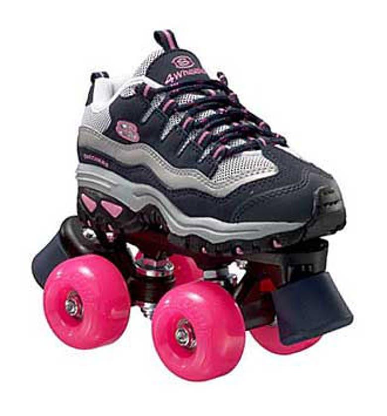 Wheelers Roller Skates For Girls